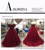 Aoliweiya Atacado Personalizar Engage Evening Evening Dress
