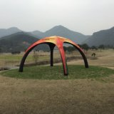 販売のための防水膨脹可能なドームのテント