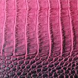 Новая кожа PVC крокодила прибытия для сумок (YB-024)