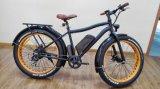 48V電気バイク電池、脂肪質のタイヤの雪の電気バイク