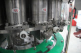 自動ペットびんの炭酸清涼飲料の充填機
