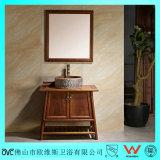 Vanità della mobilia della stanza da bagno dell'oggetto d'antiquariato di stile cinese