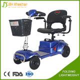 270W plegable elegante cuatro ruedas moto eléctrica Scooter