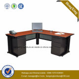 Table de travail en forme de tableau L Table de bureau Office Workstation (HX-FCD101)