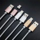 Cable de datos magnético del cargador del USB del tipo-C para Samsung Huawei Xiaomi