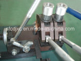 Maquinaria do fundamento para a máquina do soldador da extremidade do fio de Mattres