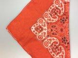 Baumwollhalstuch-Schal-Frauen Suqare Schal-Form-zusätzlicher Lieferant 100%