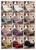 Jogos de seda puros do fundamento de Hotsale 100% de 4PCS para a HOME