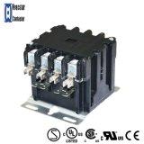 目的AC接触器4のポーランド人磁気確定40A 240Vの電気接触器