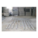 Sistema do andaime de Ringlock do material de construção com qualidade superior