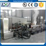 Prezzo di plastica dell'espulsore della vite gemellare parallela di Nanjing con la pianta di pelletizzazione
