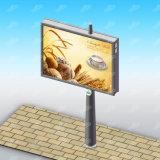 Weg die LEIDEN Backlit Aanplakbord Aangepast Digitaal Aanplakbord adverteren