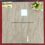 フォーシャンの建築材料の中国の自然で白い大理石の一見の石の床の磁器のタイル