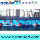 택시 또는 차 지붕 최고 광고 LED 표시 스크린
