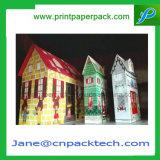 祝祭ボックスキャンデーボックスペーパーギフト用の箱の創造的な紙箱