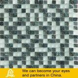 mosaico di cristallo di vendita di 8mm della miscela calda della pietra per la serie della pietra della cenere della decorazione della parete (pietra 01/02/03/04 della cenere)