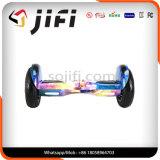 10インチ2の車輪のハンドルが付いている電気スクーターのバランスHoverboard