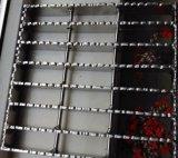 Grille décorative d'acier en métal