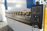 2016 frenos de la prensa hidráulica/dobladora de la hoja de acero de aluminio del material para techos