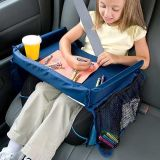 Поднос заедк подносов/малышей еды малышей & перемещения игры/малыши складывая поднос