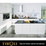 새로운 부엌 디자인 녹색 색칠 질 부엌 찬장 Tivo-0184V