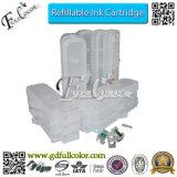 Cartucho de tinta recargable para Canon 260ml Ipf6410 Ipf6410se impresora Pfi8107 depósito de tinta