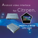Interfaccia di percorso Android di GPS video per Citroen C6 (MNR)