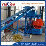 Chaîne de production en bois approuvée de particules de la CE avec la haute performance