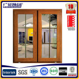 Тент Windows/алюминиевое окно Casement двойной застеклять хорошего качества алюминиевый
