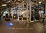 Luz de trabajo de punto azul 10W Luz de manipulación de material LED para camión
