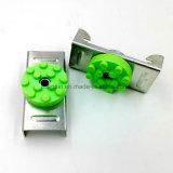 Kundenspezifische Antischwingung-Gummi-Isolierscheibe