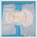 Couche-culotte adulte remplaçable avec l'indicateur d'humidité