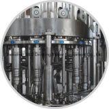 Embotelladora de las bebidas calientes con la función que capsula de relleno que se lava