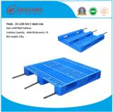 HDPE паллета 1200*800*160mm Logostics поднос пластичного относящий к окружающей среде пластичный с 3 бегунками для того чтобы хранить химически продукты