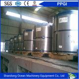 Катушки охраны окружающей среды PPGI/Prepainted гальванизированные стальные катушки/цвет покрынные стальные катушки для материала Buidling