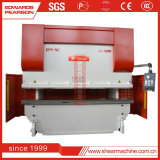 Wc67k 125t 3200mm 유압 판금 구부리는 기계, 유압 CNC 압박 브레이크 기계