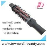 Cheveu de nouveau produit redressant le balai s'enroulant de cheveu pour le professionnel