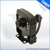 Gps-Fahrzeug-Verfolger mit der Minikamera, zum des Fotos durch MMS zu nehmen und online