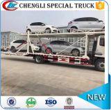 Vrachtwagen van Wrecker van het Type van Totstandkoming van de Weg van de vervaardiging de Multifunctionele Vlakke