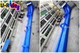 скольжение воды брызга 30m длиннее влажное с бассеином