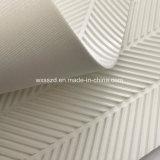 Banda transportadora modificada para requisitos particulares del modelo Herringbone blanco del PVC