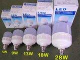Lâmpada do bulbo do diodo emissor de luz da boa qualidade 12W 15W E27 6500k