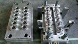 Molde plástico da pré-forma do animal de estimação da injeção do corredor quente de 32 cavidades (YS830)