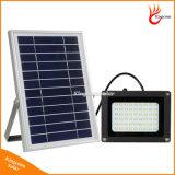 450 люмен 54 LED солнечных батареях Свет наводнения Открытый Солнечный свет сада