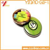 Kundenspezifisches Firmenzeichen Beid-Versah Medaillen-Münze des Andenken-Geschenks mit Seiten (YB-HD-93)
