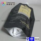 Malote de pé do tipo de Yongxiang com o bico para o suco de fruta/líquido
