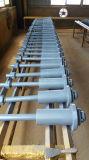 Kobelco Exkavator-Spannzylinder-Spur-Einsteller-Zylinder