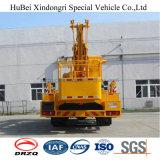 22m Dongfeng Euro4 공중 플래트홈 훅 트럭