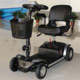 Soem, das billig elektrische Doppelsitz-Mobilitäts-behinderten Roller des Rad-2-3-4 für Erwachsene faltet