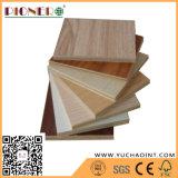 Contre-plaqué de mélamine de faisceau de peuplier pour la fabrication de meubles